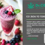 jarní detox s cbd